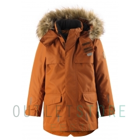 Reimatec winter jacket Yenisei Cinnamon brown