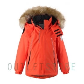 Reimatec winter jacket Niisi Orange