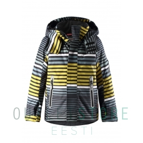 Reimatec® winter jacket REGOR Yellow
