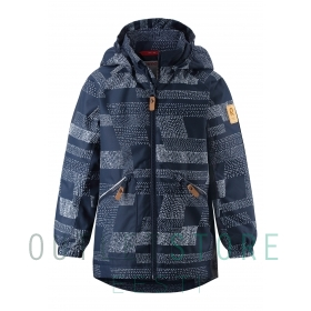 Reimatec light insulated jacket Finbo Navy