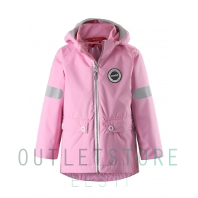 3-in-1 Reimatec waterproof jacket Sydvest Rose pink
