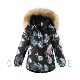 Reimatec winter jacket KIELA Black