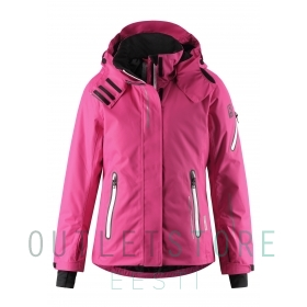 Reimatec winter jacket Frost Raspberry pink