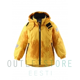 Reimatec® winter jacket MAUNU Vintage gold