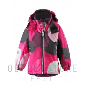 Reimatec® winter jacket MAUNU Rasberry pink