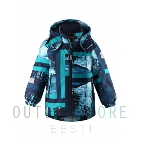 Reimatec® winter jacket MAUNU Navy