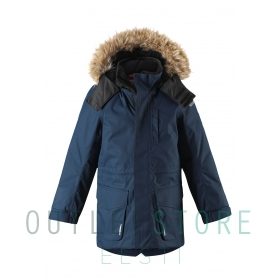 Reimatec® winter jacket NAAPURI Navy