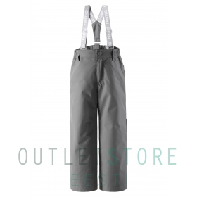 Reimatec light insulated spring pants PAULA Soft grey