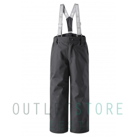 Reimatec light insulated spring pants PAULA Soft black