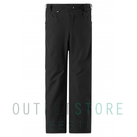 Reima softshell pants AGERN Black