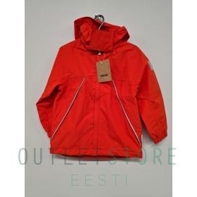 Reimatec spring jacket Dragsvik Orange, size 104