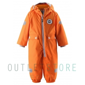 Reimatec light insulated Spring overall MARTE MID Orange