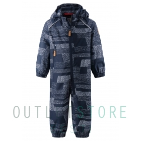 Reimatec spring overall Drobble Navy