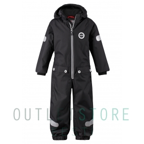 Reimatec light insulated spring overall SEVETTI Black
