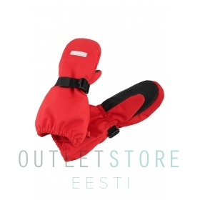 Reimatec® winter mittens OTE Tomato red