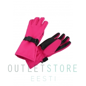 Reimatec® waterproof spring gloves PIVO Raspberry pink