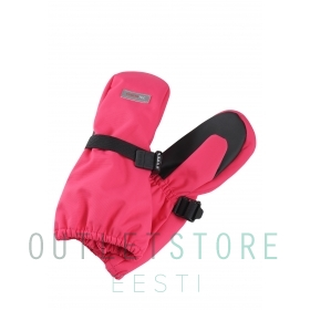 Reimatec® spring mittens ASKARE  Berry pink