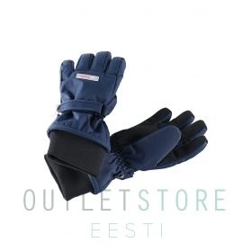 Reimatec® waterproof winter gloves TARTU Navy
