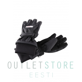 Reimatec waterproof winter gloves TARTU Black