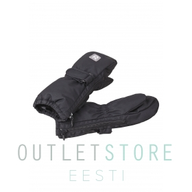 Reima winter mittens TASSU Black