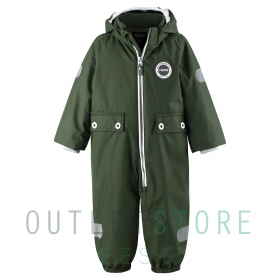 Reimatec light insulated Spring overall MARTE MID Dark green