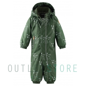 Reimatec winter overall Havinki Dark green