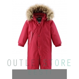 Reimatec® winter overall GOTLAND Lingonberry red