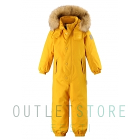 Reimatec® winter overall STAVANGER Warm yellow