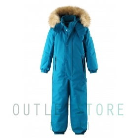 Reimatec® winter overall STAVANGER Dark sea blue