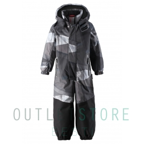 Reimatec winter overall Tornio Soft black