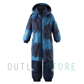 Reimatec Kiddo winter overall SNOWY Navy