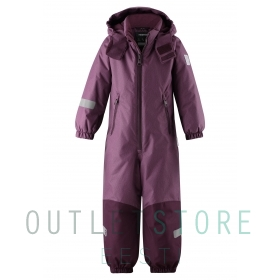 Reimateck Kiddo winter overall HANKARI Deep purple