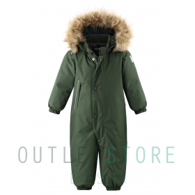 Reimatec® winter overall GOTLAND Dark green