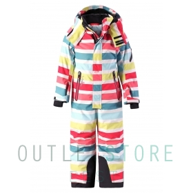 Reimatec winter overall REACH White