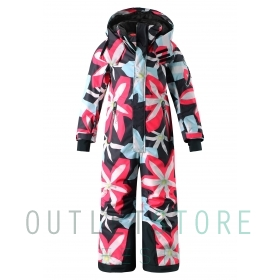 Reimatec winter overall REACH Black