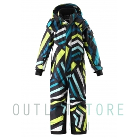 Reimatec winter overall REACH Lime green