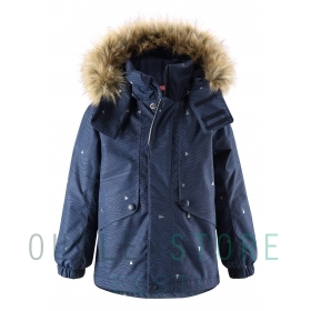 Reimatec winter jacket Skaidi Navy