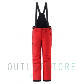 Reimatec® winter pants TERRIE Tomato red