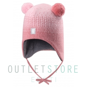 Reima winter hat SAMMAL Dusty rose