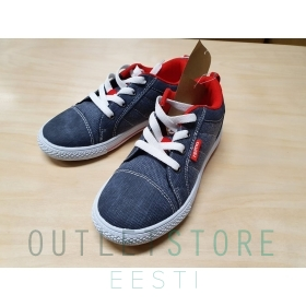 Reima Sneakers Stadi Denim blue, size 32