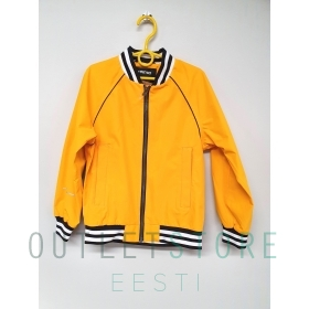 Reimatec jacket Aarre Rc Orange yellow, size 128 cm