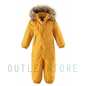 Reimatec winter overall Gotland Warm yellow, size 86 cm