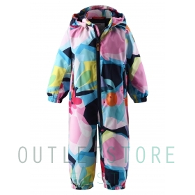 Reimatec spring overall Batans Blue, size 80