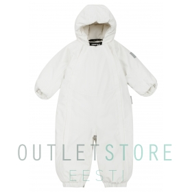 Reimatec 2in1 winter down overall Polarfox Off white, size 62/68 cm