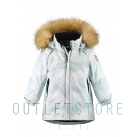 Reimatec winter jacket Sukkula White, size 92 cm