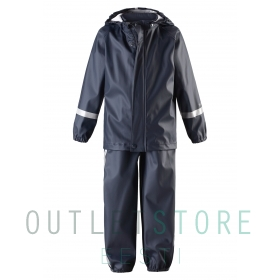 Reima toddlers rain outfit Tihku Navy