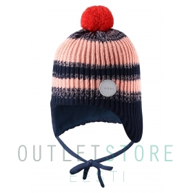 Reima winter hat Hiberna Navy, size 50 cm