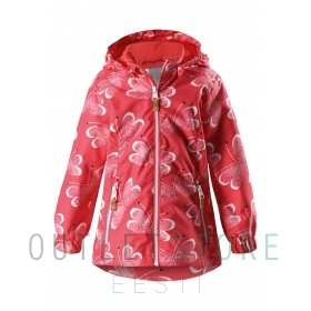 Reimatec k/s jope ANISE Bright red