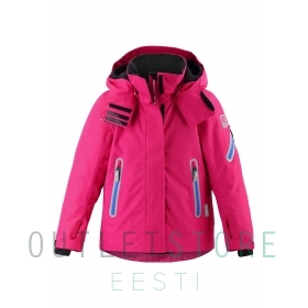 Reimatec® winter jacket Roxana Raspberry pink, size 104