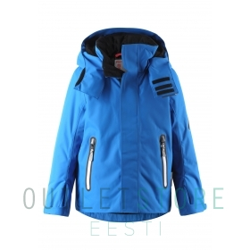 Reimatec® winter jacket Regor Brave blue, size 104